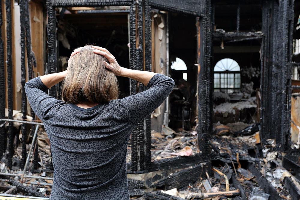 Brandschaden, Brandsanierung Bremen